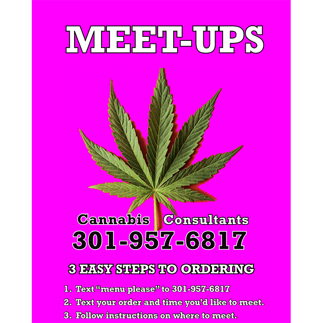 ​DC ​Weed​ ​Events