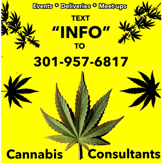 Today's Weed Events In D.C. (09/14/19) 1 2020
