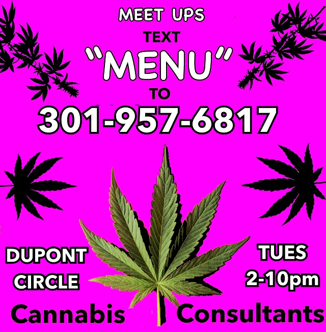 DC ​Weed​ ​Events