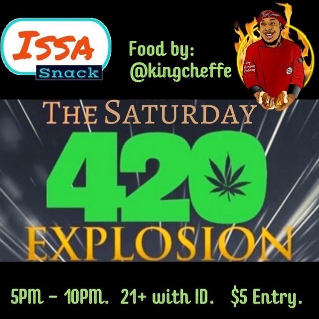 DC Weed Events