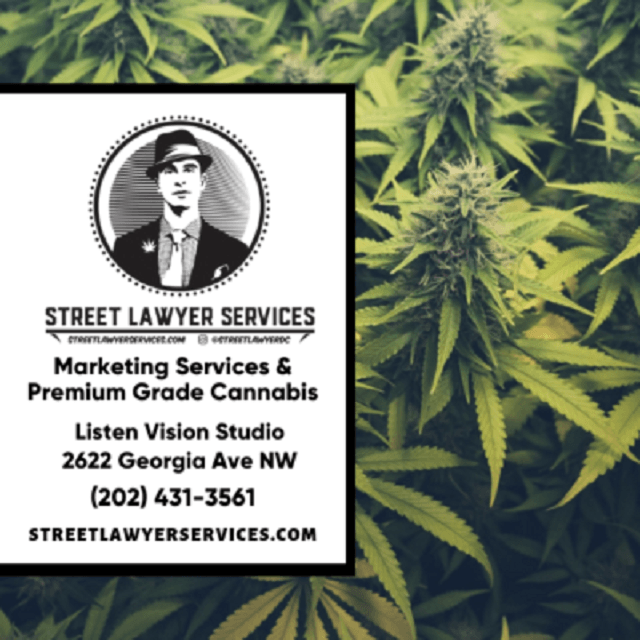 Today's Weed Events In D.C. (12/07/2019) 2 2020