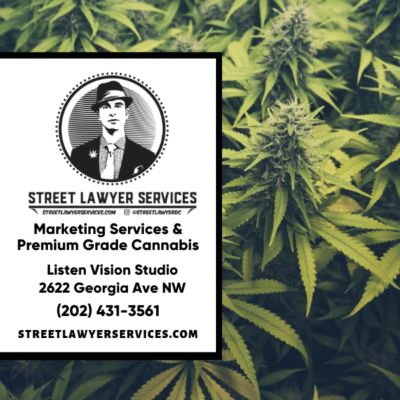 Today's Weed Events In D.C. (12/29/2019) 7 2020