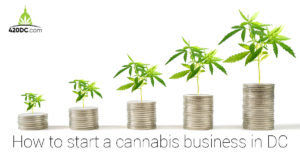 How to start a weed delivery business or smoke shop in DC