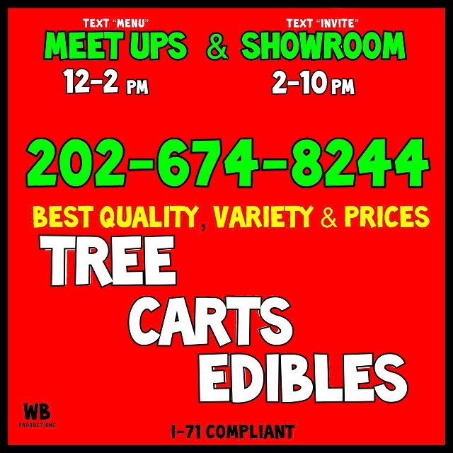 Today's Weed Events In D.C. (01/25/2020) 5 2020