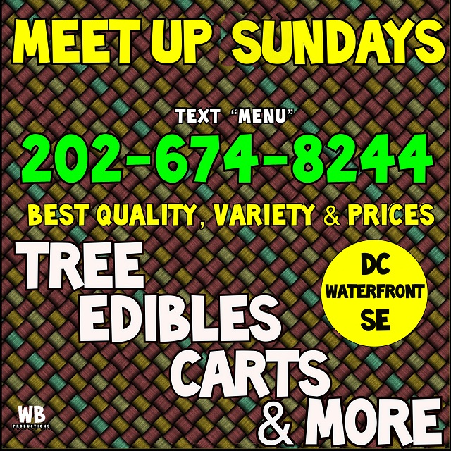 Today's Weed Events In D.C. (01/26/2020) 2 2020