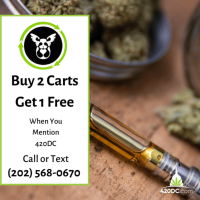 cannabear 420 dc weed delivery