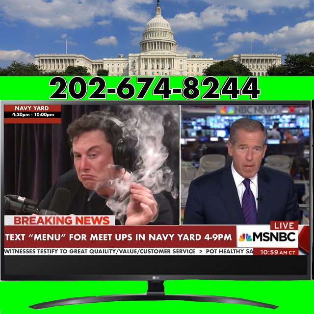 Today's​ ​Weed​ ​Events​ ​In​ ​D.C.​ (02/11/2020) 2 2020