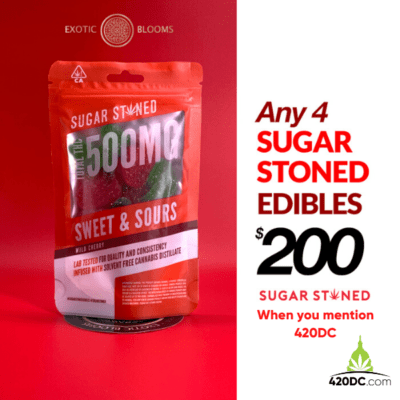 exotic blooms edibles deal