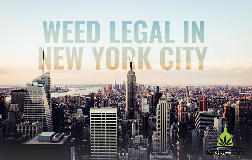 Is Weed Legal in New York City