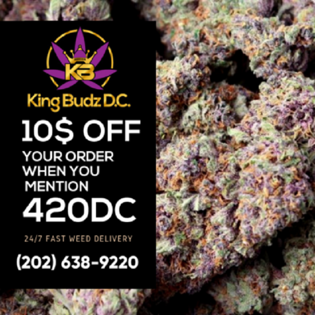 Today's Weed Events In D.C. (05/22/2020) 3 2020