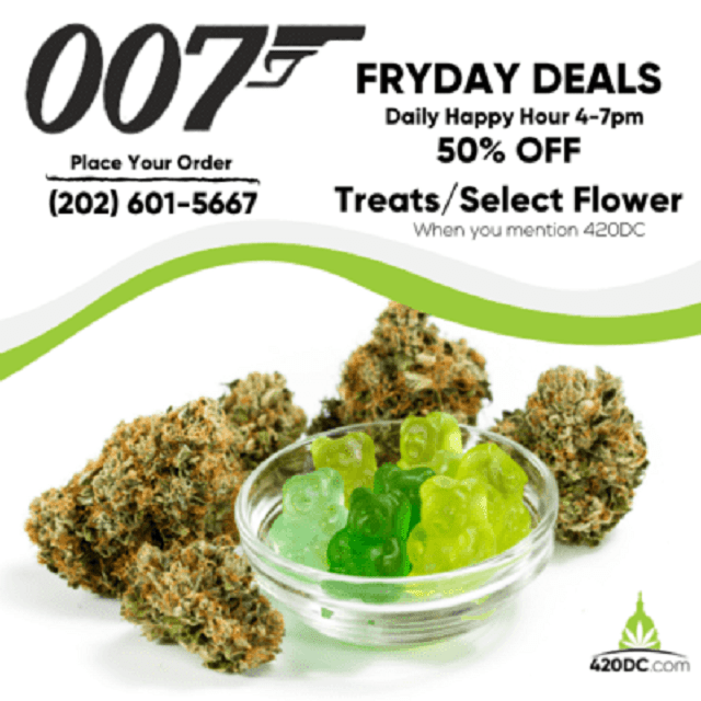 Today's Weed Events In D.C. (07/11/2020) 2 2020