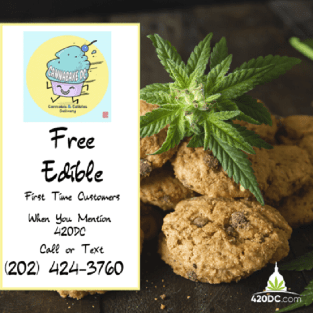 Today's Weed Events In D.C. (07/30/2020) 8 2020