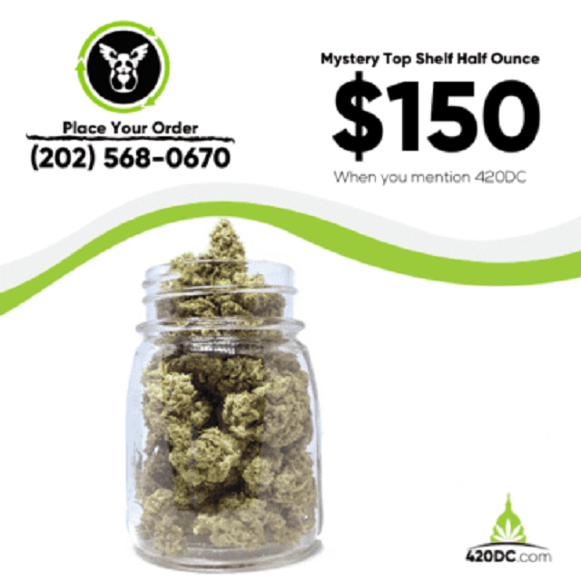 Today's Weed Events In D.C. (07/11/2020) 7 2020