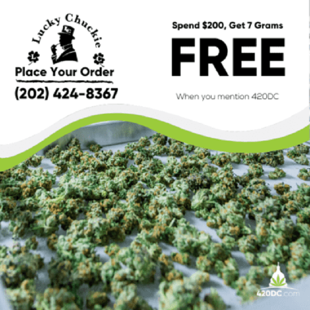 Today's Weed Events In D.C. (07/11/2020) 12 2020