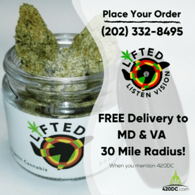 Today's Weed Events In D.C. (07/25/2020) 2 2020