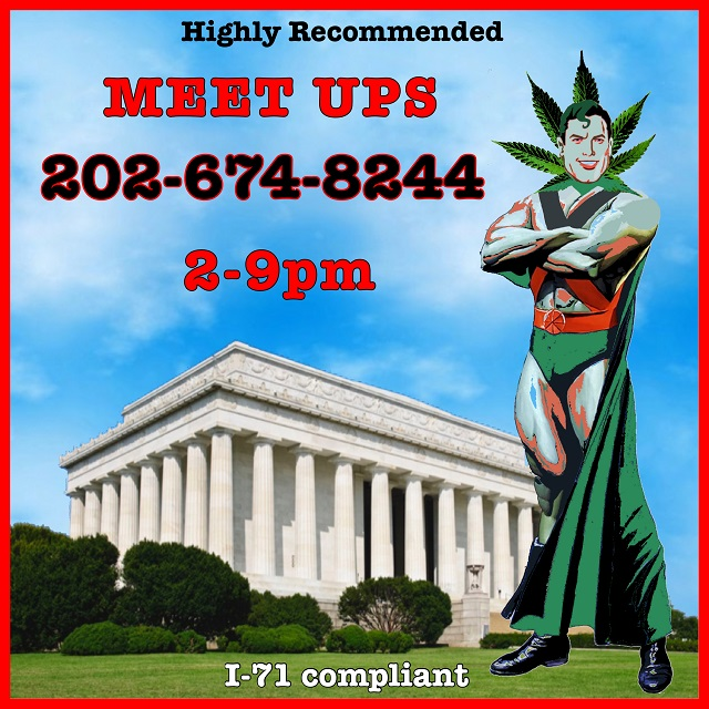 Today's Weed Events In D.C. (07/28/2020) 7 2020