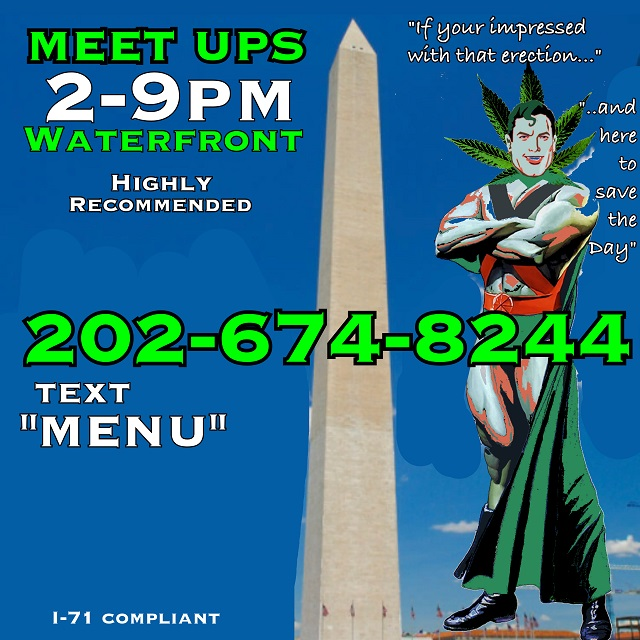 Today's Weed Events In D.C. (07/29/2020) 1 2020