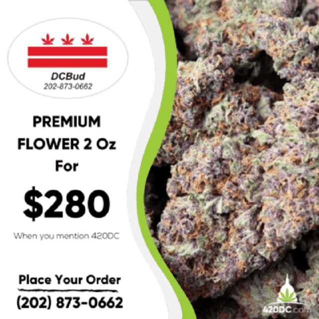 Today's Weed Events In D.C. (07/28/2020) 13 2020