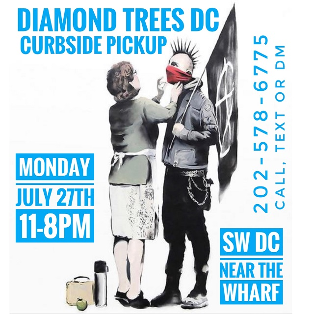Today's​ ​Weed​ ​Events​ ​In​ ​D.C.​ (07/27/2020) 4 2020