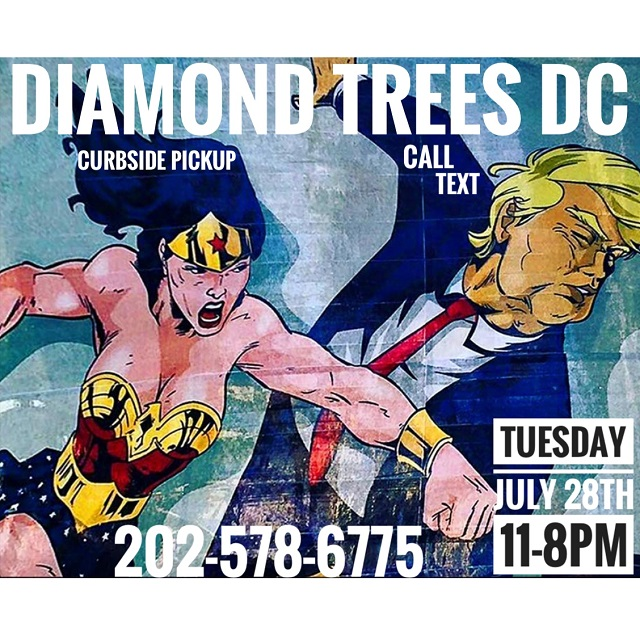 Today's Weed Events In D.C. (07/28/2020) 5 2020