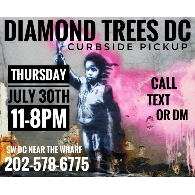 Today's Weed Events In D.C. (07/30/2020) 4 2020