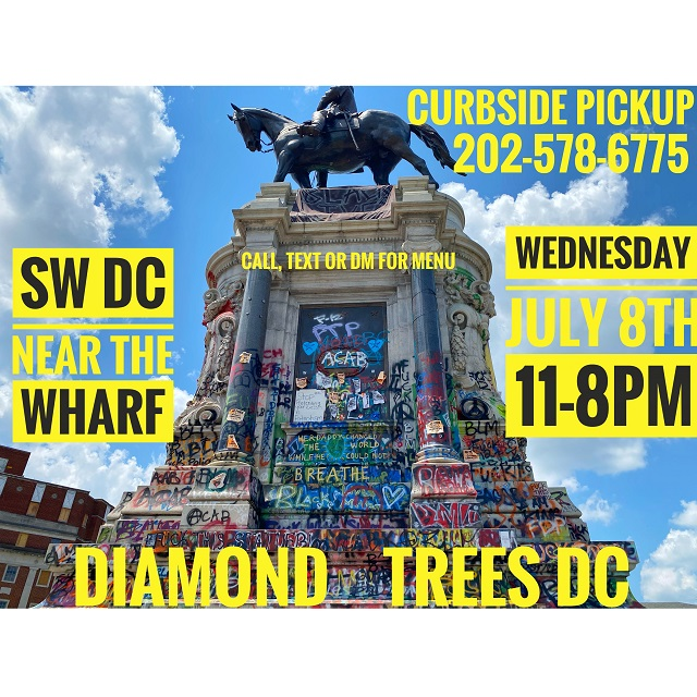 Today's Weed Events In D.C. (07/08/2020) 1 2020