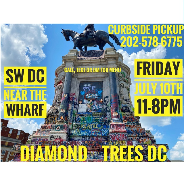 Today's Weed Events In D.C. (07/10/2020) 8 2020