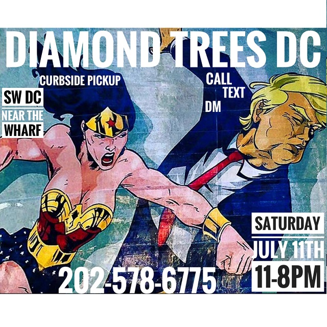 Today's Weed Events In D.C. (07/11/2020) 6 2020