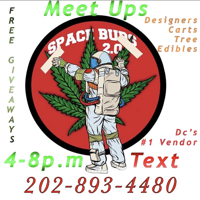 Today's​ ​Weed​ ​Events​ ​In​ ​D.C.​ (07/09/2020) 9 2020