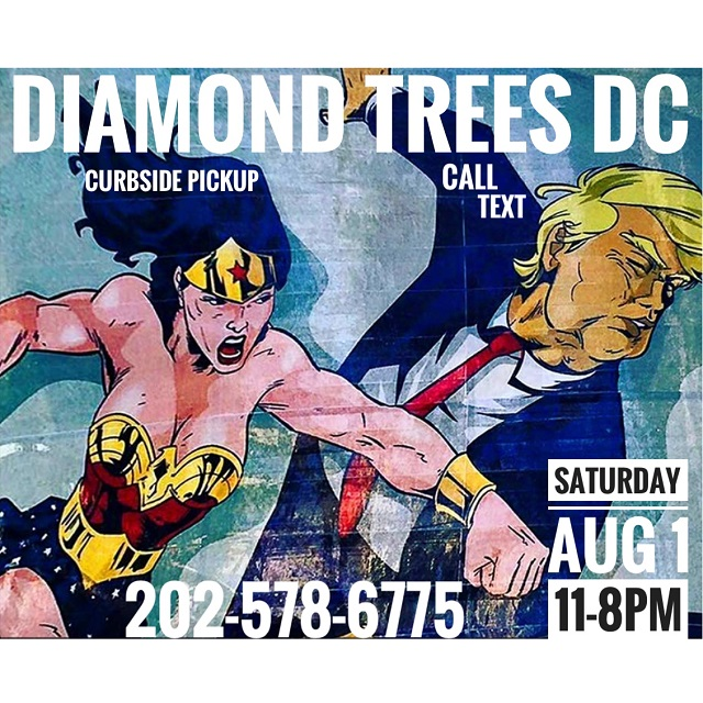 Today's​ ​Weed​ ​Events​ ​In​ ​D.C.​ (08/01/2020) 5 2020