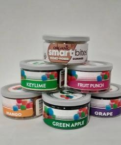 buy green apple smartbites edibles online