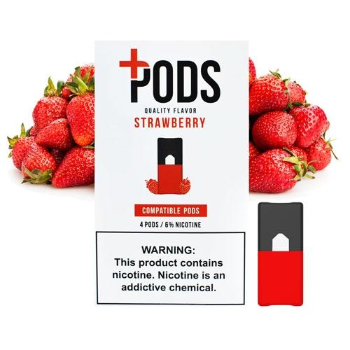 strawberry juul pods