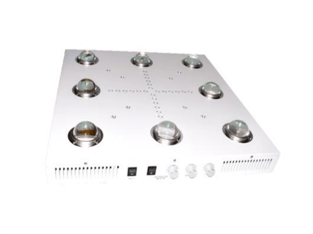 OPTIC 8+ Dimmable COB LED GROW LIGHT 500W