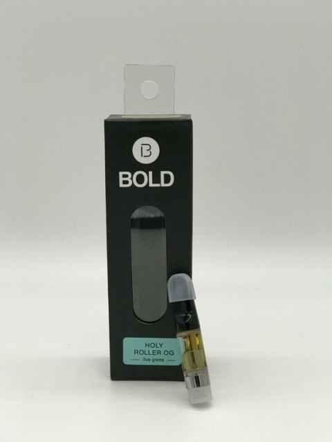 Bold - Cartridge - 24K Holy Roller OG - .5G
