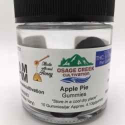 NSM Gummies - Apple Pie