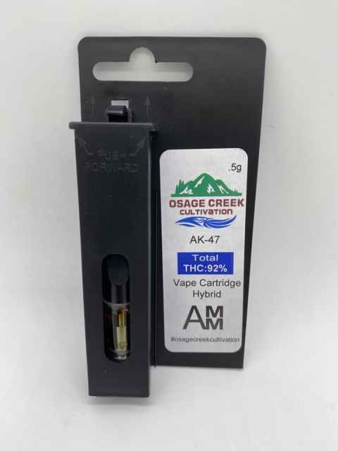 Osage - Cartridge - AK-47 - .5G