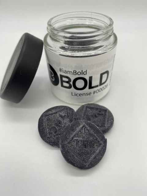 Bold - Raspberry Gummies - 10 Pack