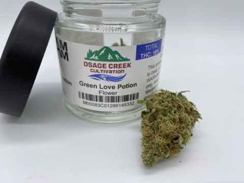 Osage - Green Love Potion
