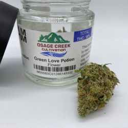 Osage - Green Love Potion