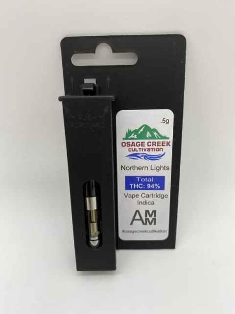 Osage - Cartridges - Northern Lights - .5G