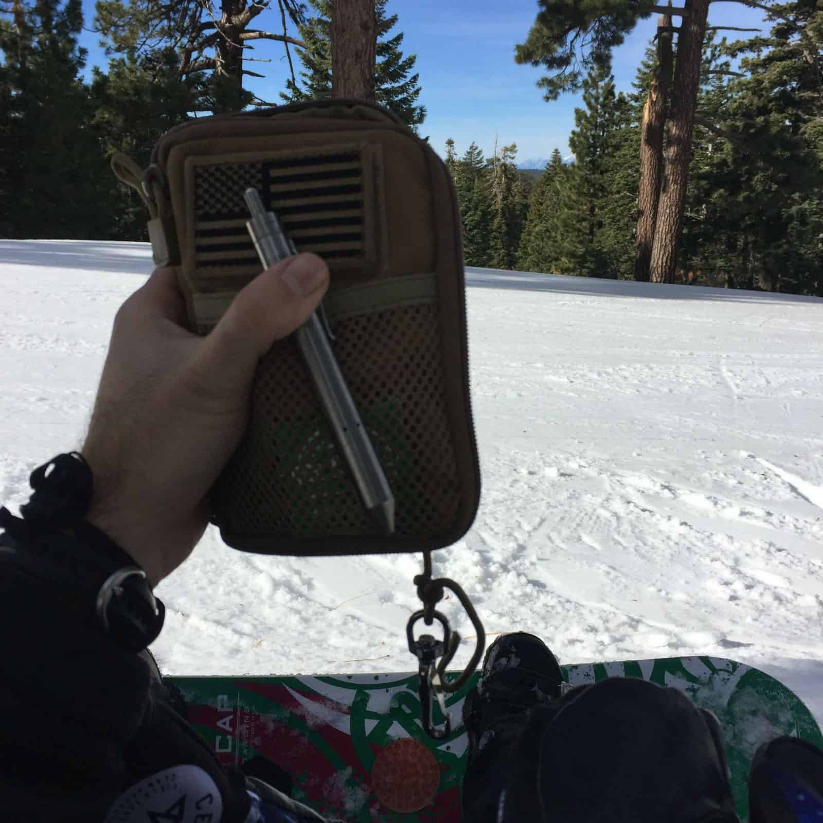 5 Best Weed Vapes to Take Snowboarding