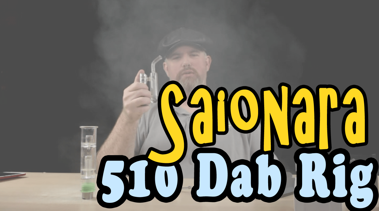 Saionara 510 Wax Atomizer Review