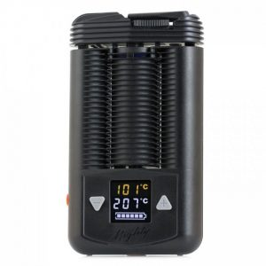 Mighty Vaporizer best dry herb vape