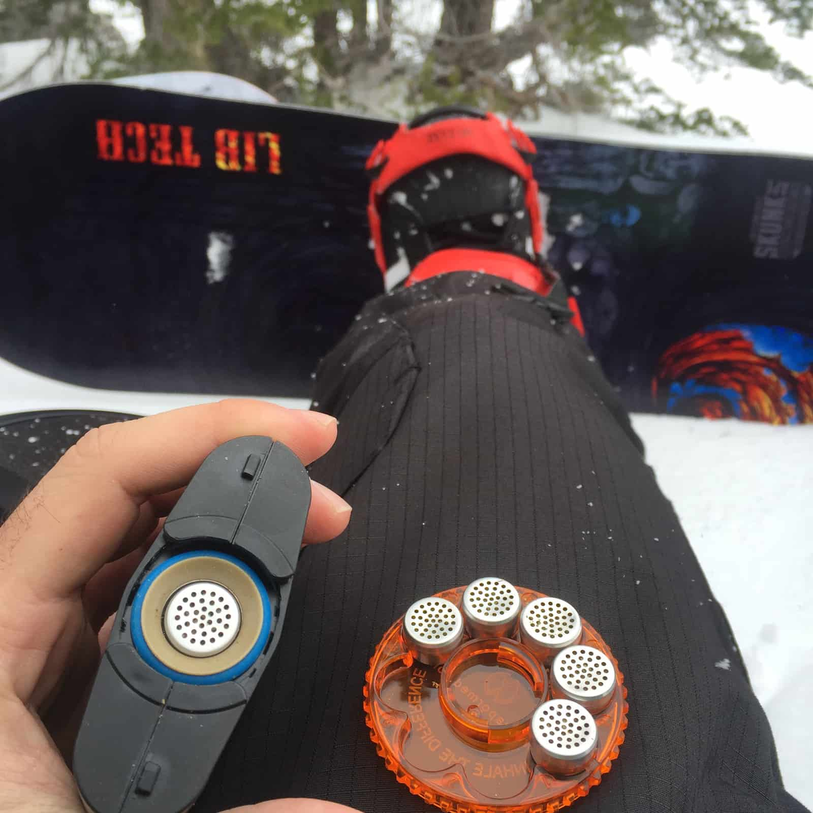 Are Mighty Dosing Capsules Good For Snowboarding?