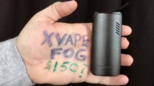 Xvape Fog Review - Budget Convection Hybrid Dry Herb Vape