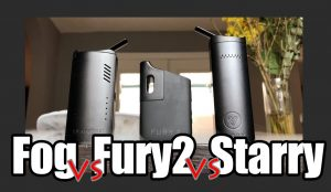 Fury 2 vs FOG vs Starry: Budget Weed Vape Comparison