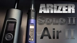 Arizer Air 2 / Solo 2 Review Video - BANNED BY YOUTUBE