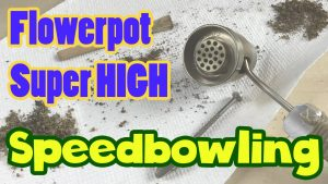 Getting High With Vapes - Flowerpot SPEEDBOWLS