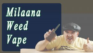 RBT Milaana Review: High Powered Convection Weed Vape