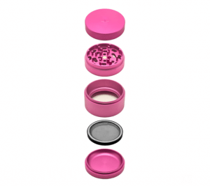 $20  (PINK) Super Weapon 2 Weed Grinder (60% savings)